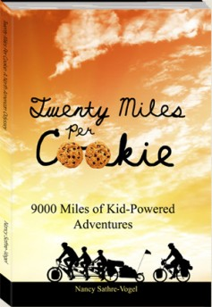 Twenty Miles per Cookie