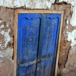 Cusco doorway
