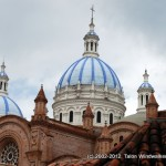 Cuenca's iconic cathedral