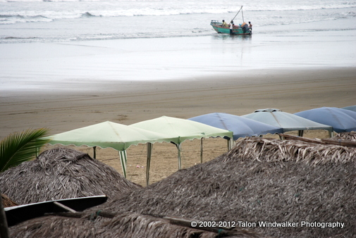 A slice of paradise on Ecuador's coast