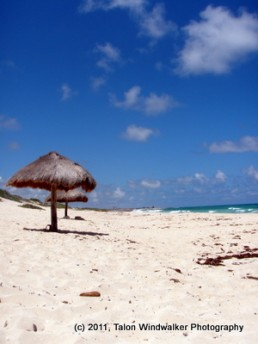 One of our favorite beaches on Cozumel