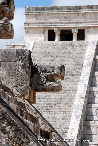 Monday photo–Chichen Itza