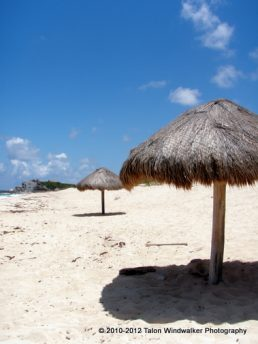 Our favorite beach on Cozumel