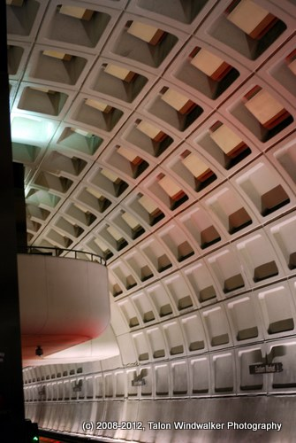 Monday photo:  Metro in DC