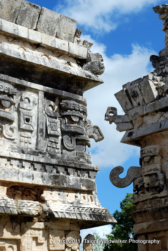 Seat of the 2012 Apocalypse–Chichen Itza
