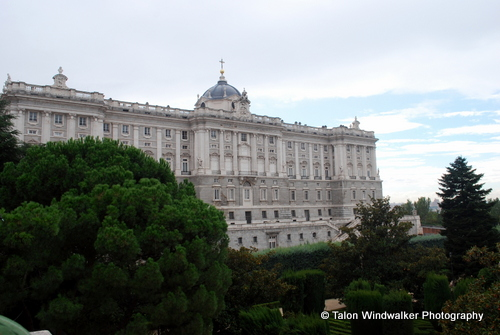Madrid's Palacio Real