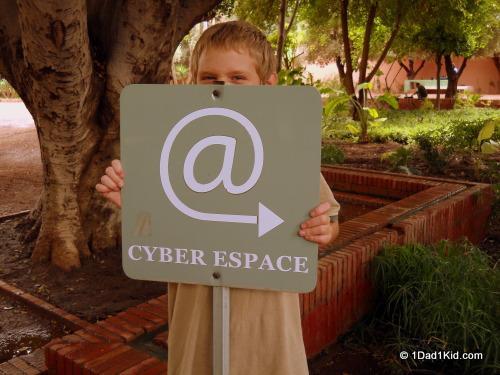 Cyber Parc, Marrakech, Morocco