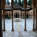 Patio of the Lions, La Alhambra