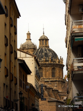 Granada, where Moorish and Christian history collide