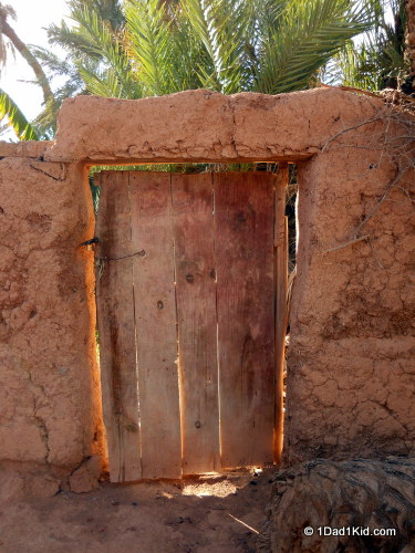 oasis, tighmert, morocco