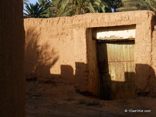 Tighmert, Morocco, oasis