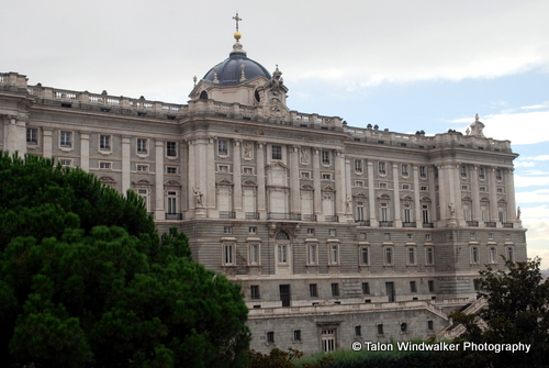 Madrid, Palacio Real, Spain