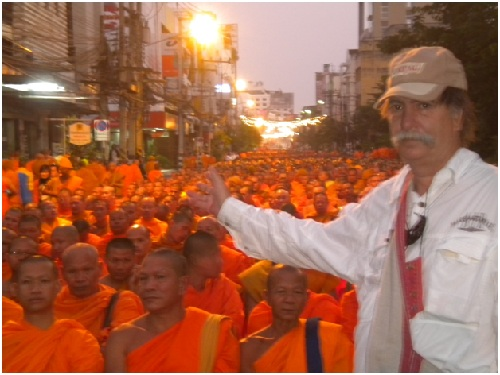 dealing with depression, monks, asia