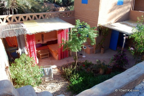 oasis, morocco, housesitting