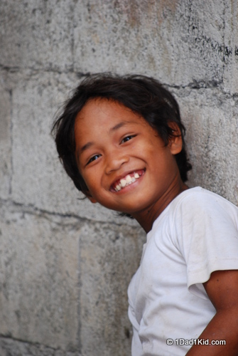 philippines, child