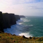 visiting ireland, cliffs of moher