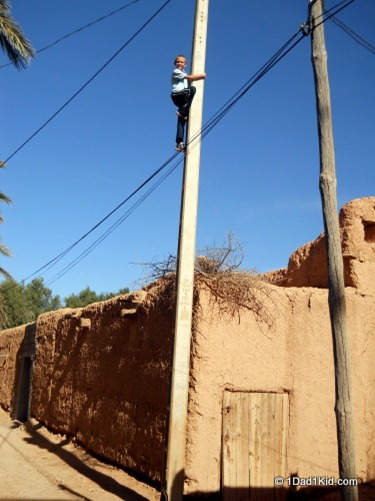 morocco, daredevil