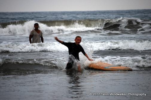 parental setting, olon, ecuador, surfing, unschooling