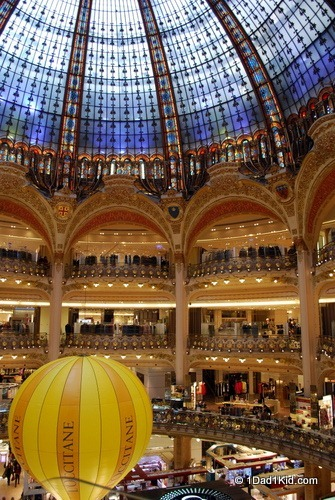what to do in Paris, shopping