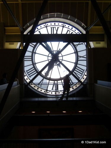 what to do in Paris, musee d'orsay, museum