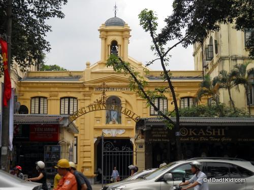 life in hanoi, hanoi, vietnam