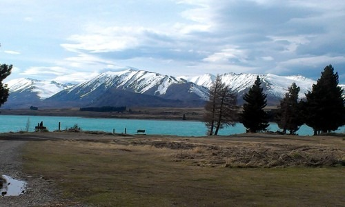 cities in New Zealand, Lake Tekapo