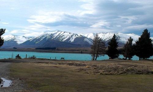 cities in New Zealand, Lake Tekapo