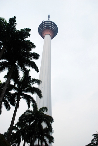 Visiting the KL Tower