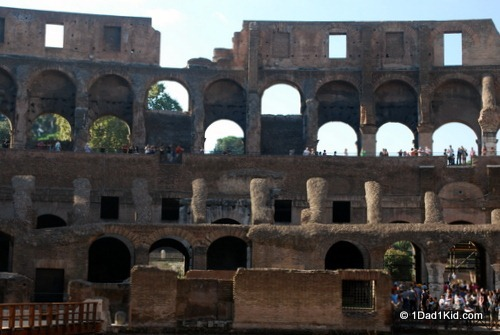 what to do in rome, colosseum