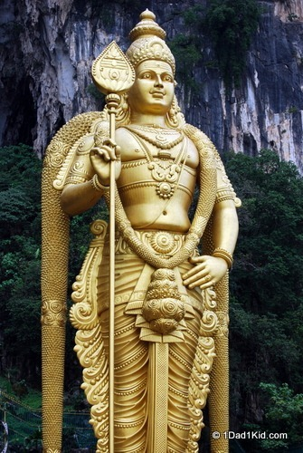 Hindu god, Lord Murugan