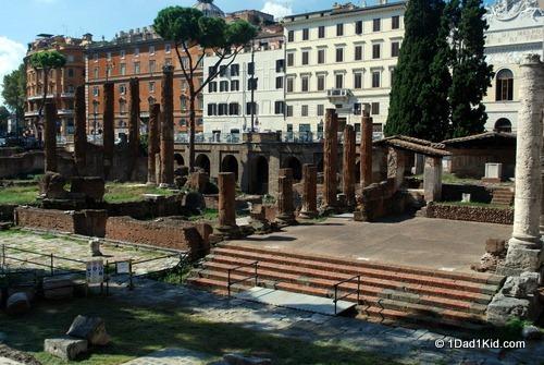 Rome, Julius Caesar