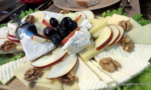 Brasov food