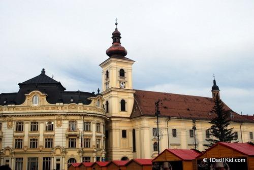 Sibiu square