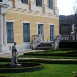 Visiting the Schonbrunn Palace in Vienna