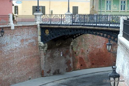 Sibiu's Liar's Bridge