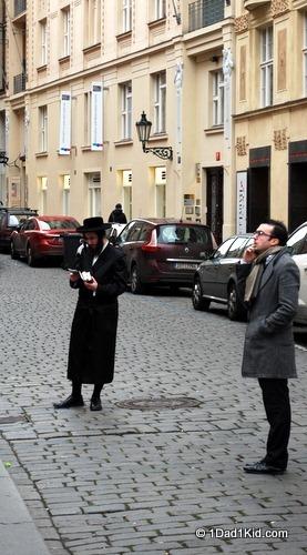 Prague's diversity
