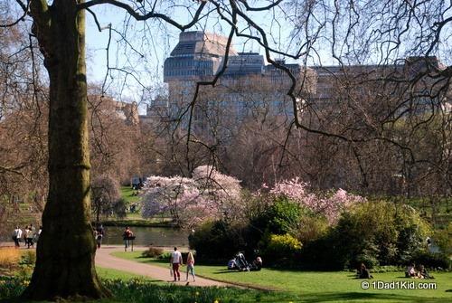 London spring