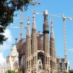 The Unique Gaudi Cathedral in Barcelona