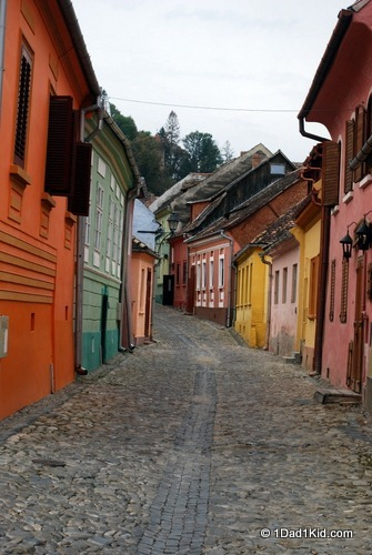 quality of life, sighisoara