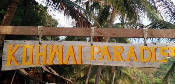 A Wonderful Thai Island Escape