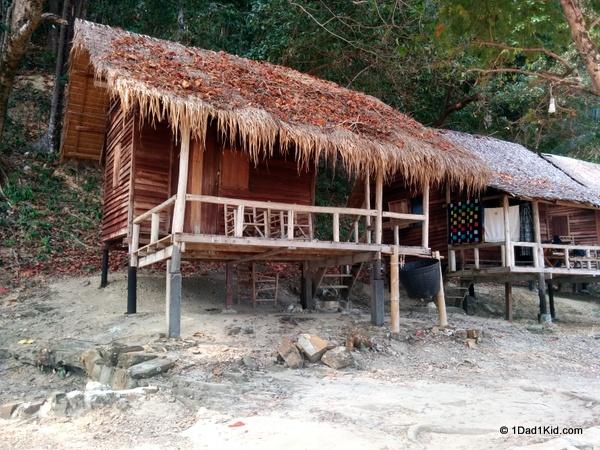 thai island, ko wai