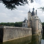 The incredibly lovely Chateau de Chenonceau