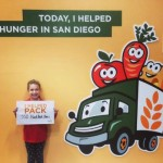 Teaching Kids to Make a Difference Through Feeding America