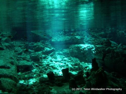 tulum, cenotes