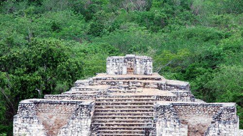 Ek Balam: The Black Jaguar of the Yucatan Peninsula
