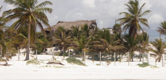Tulum, An Unusual Coastal Town