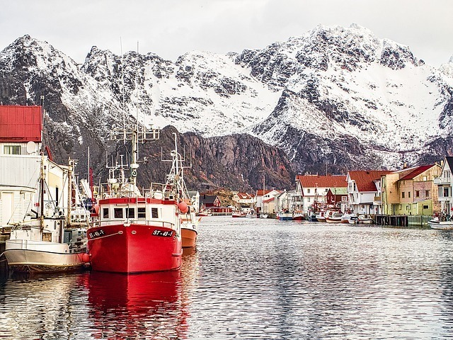 visit norway, lofoten