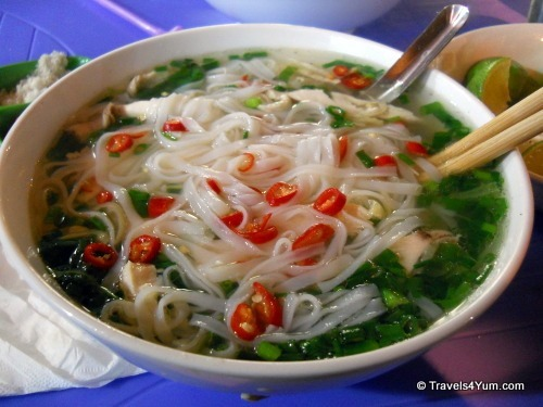vietnamese food, pho