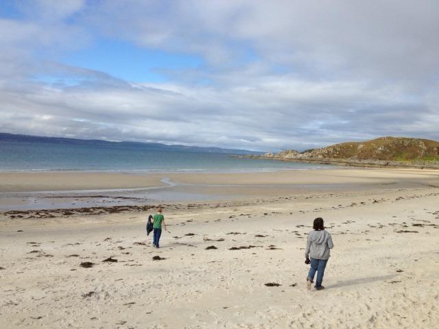 Scotland beach-2