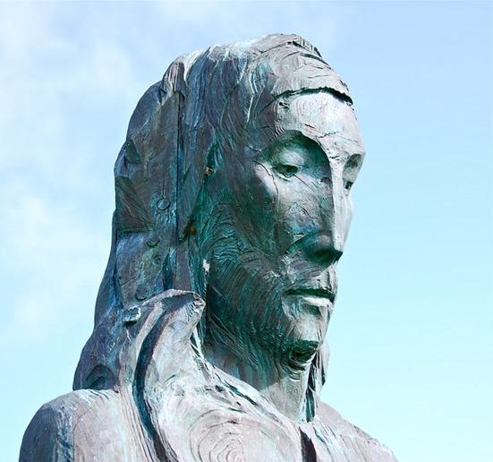 lindisfarne, spiritual destinations, scotland